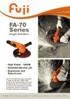 FA-70 Series Angle Grinders